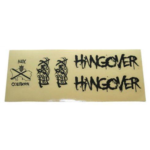 Total BMX Hangover matricaszett