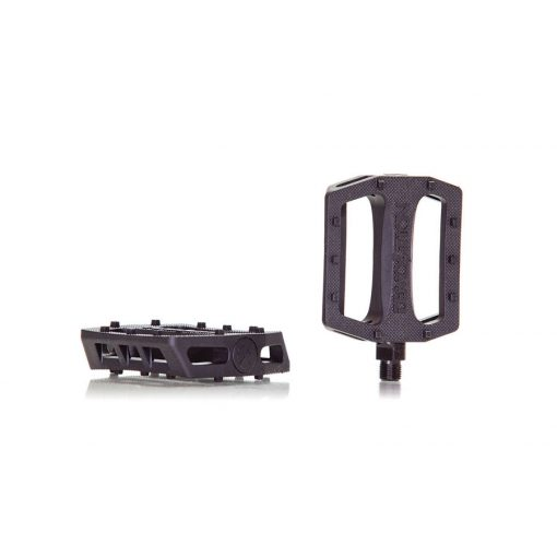 Demolition Trooper BMX Pedals - Black