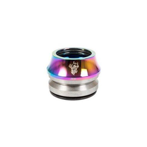 Total BMX Killabee Headset Rainbow