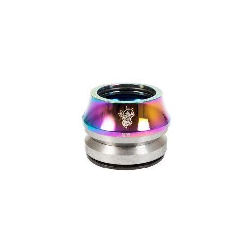 Total Killabee BMX Headset - Rainbow