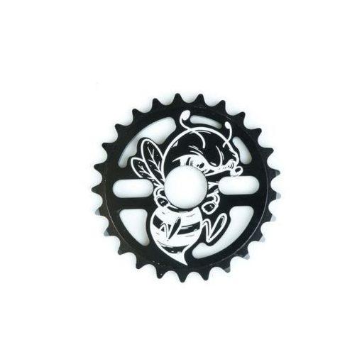 Total BMX Killabee Kyle Baldock Signature BMX lánckerék - fehér