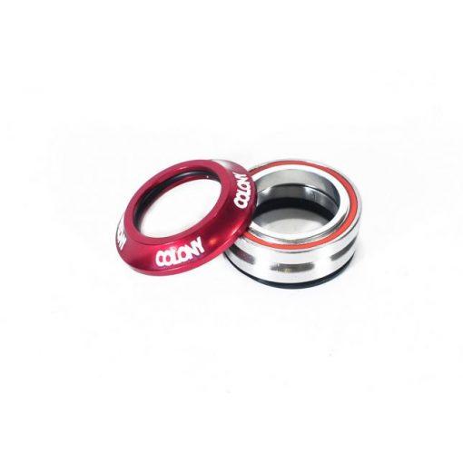 Colony BMX kormánycsapágy - piros