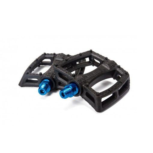 Colony Fantastic Plastic BMX Pedals - Blue