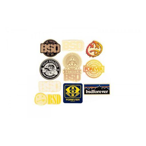 BSD 2020 Sticker Pack