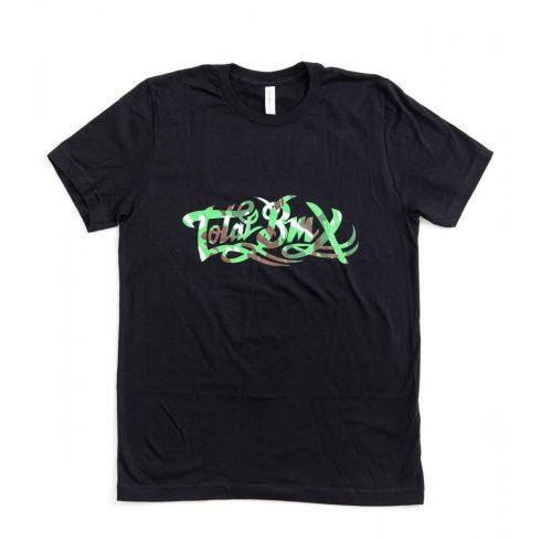 Total BMX Camo Logo Tee