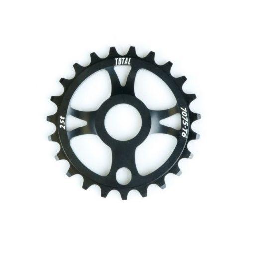 Total BMX Rotary BMX lánckerék - fekete