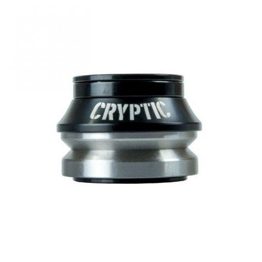 Cryptic Flow BMX Headset - Black