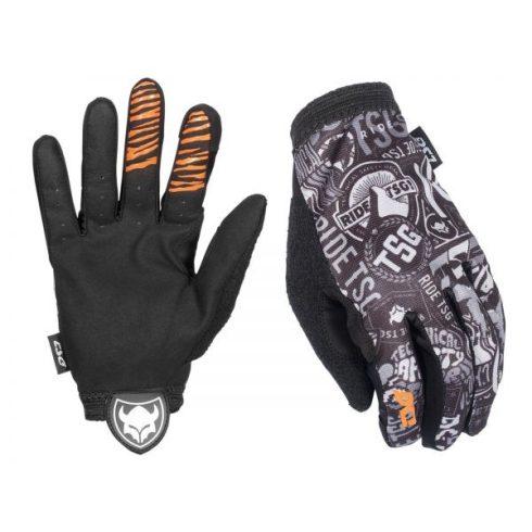 TSG Slim Stickerbomb Glove