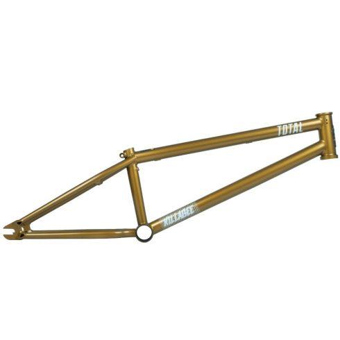 Total BMX Killabee K4 Kyle Baldock Signature BMX váz - metál arany