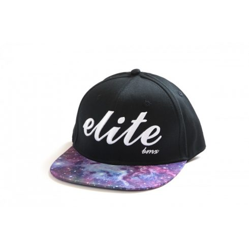 Elite BMX Soft Galaxy Snapback
