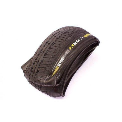KHE Mac 2+ Park Kevlar BMX Tyre - Black