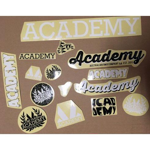 Academy BMX Sticker Pack