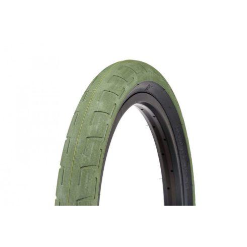 """BSD Donnastreet 2,4"""" Alex Donnachie Signature BMX Tyre - Green"""