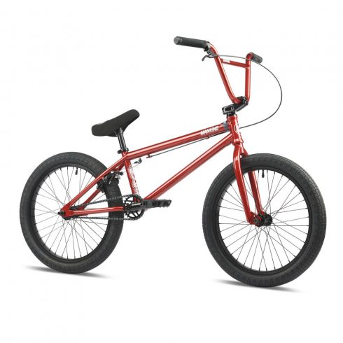 Mankind BMX Sureshot 20″ 2020 Gloss Trans Orange BMX bike