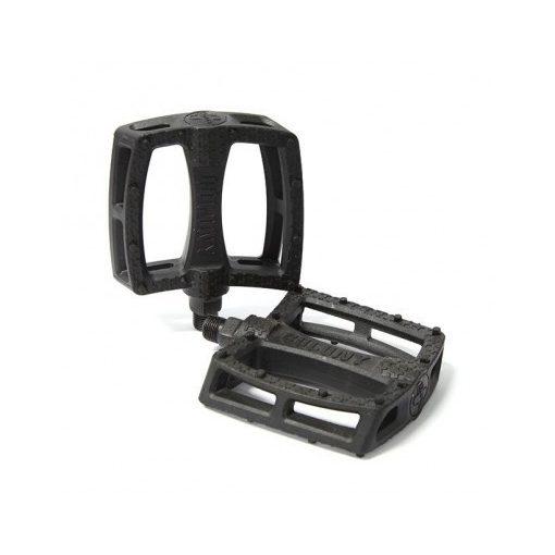 Colony Fantastic Plastic BMX Pedals - Black